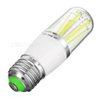 E27 6W Dimmable LED Bulb Lamp Cold White Light 6-COB