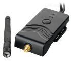 903W Wi-Fi Video Transmitter DC FPV Image Transmitter - Black