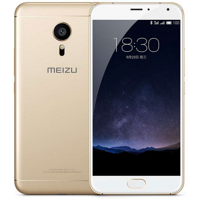 "Meizu PRO 5 Flyme 4.5 Exynos7420 Octa-Core 4G CellPhone w/ 5.7"" IPS 21.16MP 3GB+32GB Fingerprint ID"