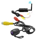 CCD Wi-Fi Car Rearview Camera + 2.4 GHz Car Wireless Video Transmitter for IPHONE IPOD Android Phone