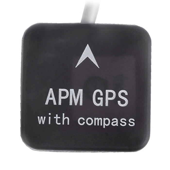 Mini Module GPS avec Compas pour APM Flight Control V3.1 Interface Standard