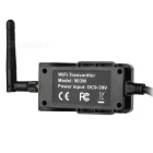 903W Wi-Fi Video Transmitter AV FPV Image Transmitter + Small Butterfly Mini Camera