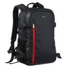 Sidande 3L Large Capacity Digital SLR Camera Storage Bag Backpack for Nikon / SONY / Canon - Black