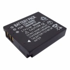 3.7V 1500mAh S005E / DB60 / NP70 Battery for Panasonic FX9 FX10 FX50 FX100 FX180 R5 GR GX200 + More