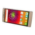 "CUBOT S600 Android 5.1 4G Phone w / 5.0 ""HD, FDD, 16GB ROM, 16.0MP, sensore di impronte digitali - Golden"