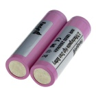 "FandyFire IMR 3.7V ""2500mAh"" 18650 Lithium Rechargeable Battery (2PCS)"