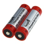 "FandyFire IMR ""2500mAh"" 18650 Lithium Rechargeable Battery (2PCS)"