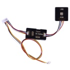 Pix Flight Controller I2C Splitter Expand with 60mm Cable + RGB Module - Black
