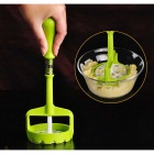 Potatoes Vegetables Pressure Mud Masher - Green