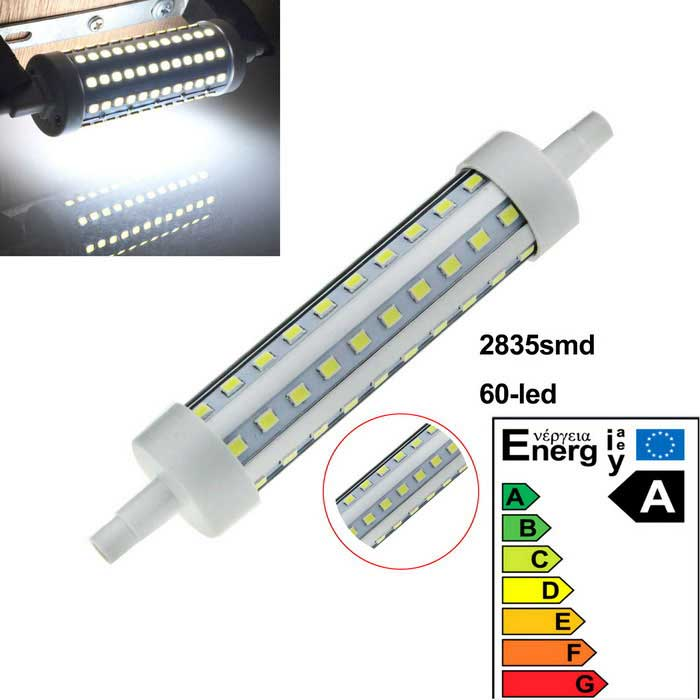 R7S 5W LED Bulb Lamp Cold White Light 60-SMD 2835 (AC 220~240V)