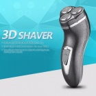 KEMEI KM-890 3D Floating Triple Blade Electric Rechargeable Shaver for Men Face Care