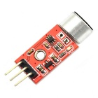 Jtron MAX9812 Microphone Module w/ Microphone - Red