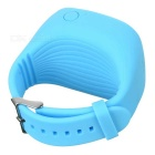 Ordro Water-Resistant MTK6260 Android & IOS Smart Watch Phone w/ GPS for Children - Blue