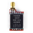 5.8GHz 600mW 32 Channels Mini Wireless 2dbm A/V Transmitter Video TX Module