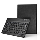 Removable Bluetooth V3.0 59-Key Keyboard Case for Xiaomi Mi Pad 2 - Black