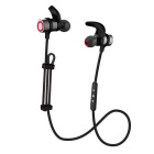 Wireless Hi-Fi Neck-Strap & In-ear Bluetooth Stereo Sports Earphones Headset Headphones - Black