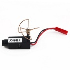 5.8GHz 25MW Built-in 32CHs Transmitter 90 Degree Angle Wireless Image Transmission Camera