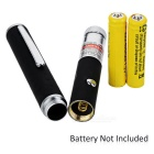 1mW 650nm Red Laser Pointer - Black + Silver
