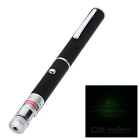1mW 532nm Green Laser Pointer - Black + Silver
