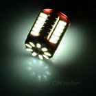 Luz Steering T10 3.5W LED Car / Backup Lamp Branco 5963K 242lm 57-SMD 4014 (AC 12V / 2PCS)