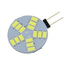 FandyFire G4 4W 15-5730 SMD azulado White Light LED (DC 12V)