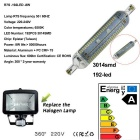 R7S 8W LED Cast Lamp Cold White 192-3014 SMD (AC 220-240V)