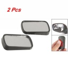 Car Auto Wide Angle Auxiliary Rear View Blind Spot Mirrors (2PCS)