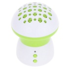 Multi-function Disinfection Deodorant Refrigerator Freshener Air Purifier Cleaner - White + Green