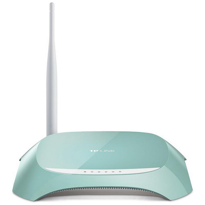TP-Link WR742N 802.11n / g / b 150Mbps Repetidor Wireless Router Wi-Fi