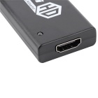 Cwxuan USB 3.0 to HDMI External Video Graphic Card Display Adapter for Monitor Projector - Black