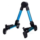 Meideal FP10 Foldable Holder for Guitar, Violin and Ukulele - Blue