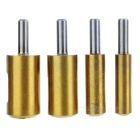 Tipo Barrel Cork madeira Broca (4 PCS)