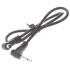 3.5mm to Male Flash PC Sync Cable (30CM)