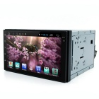 "Universal 7"" HD 2 Din 1080P R16 Quad-Core Android 4.4 Car DVD Player w/ 1GB DDR 16GB Flash GPS"