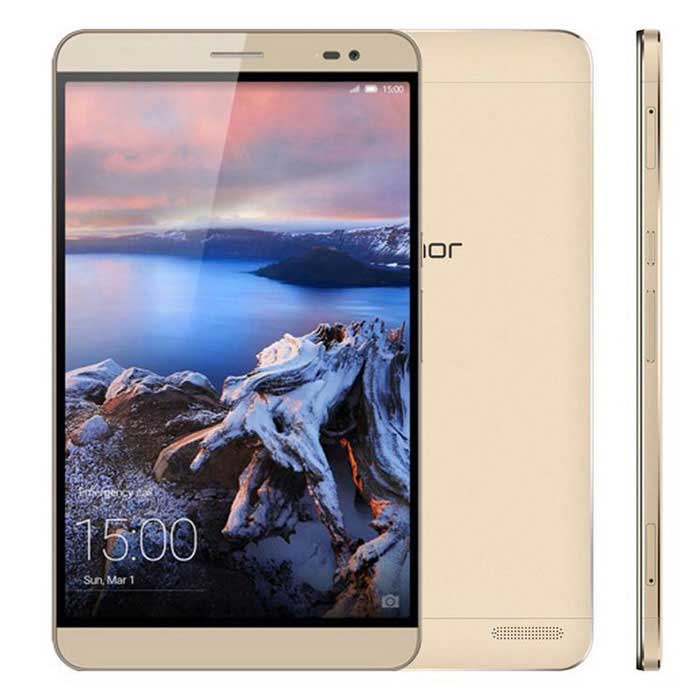 "Huawei Honor X2 GEM-703L Octa-Core Android 5.0 4G Phone w/ 7.0"" IPS 13.0+5.0MP 3GB +32GB - Gold"