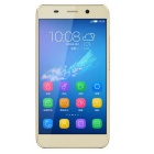 "HUAWEI Honor 4A(SCL-AL00) Android 5.1 MSM8909 Quad-Core 4G Phone w/ 5""HD 2GB RAM 8GB ROM 8.0MP -Gold"