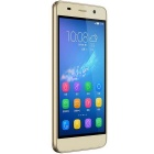 "HUAWEI honor 4A (SCL-AL00) androide 5.1 MSM8909 quad-core 4G teléfono w / 5""HD 2 GB de RAM 8 GB ROM 8.0MP -gold"