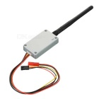 TS932 5.8G 1W Remote FPV Image Transmitter - Silvery White