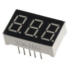 3-Digit 12-Pin ânodo comum 0,36 polegadas Display Module Tubo Digital para Arduino