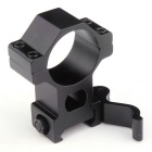 ACCU KC10 Aluminum Alloy 20mm Gun Mount Holder for 25.4~30mm Flashlight - Black