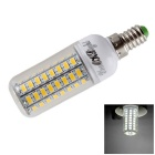 YouOKLight E14 18W LED Corn Bulb Lamp White Light 6000K 1600lm 72-SMD 5730 (AC 220~240V)