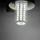 YouOKLight E14 18W LED Corn Bulb Lamp Cold White Light 72-SMD 5730