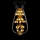 E27 3W 150lm 2200K 38-LED Warm White Light Bulb Retro Decoração Light