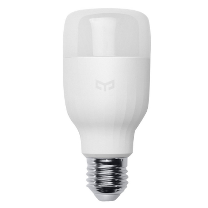 Xiaomi Yeelight 8W 600lm White Light Bulb LED inteligente (220V)
