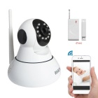 HOSAFE 720P Wireless IP Camera w/ 32G TF Card Support Recording 30 Days Realtime Remote Monitoring
