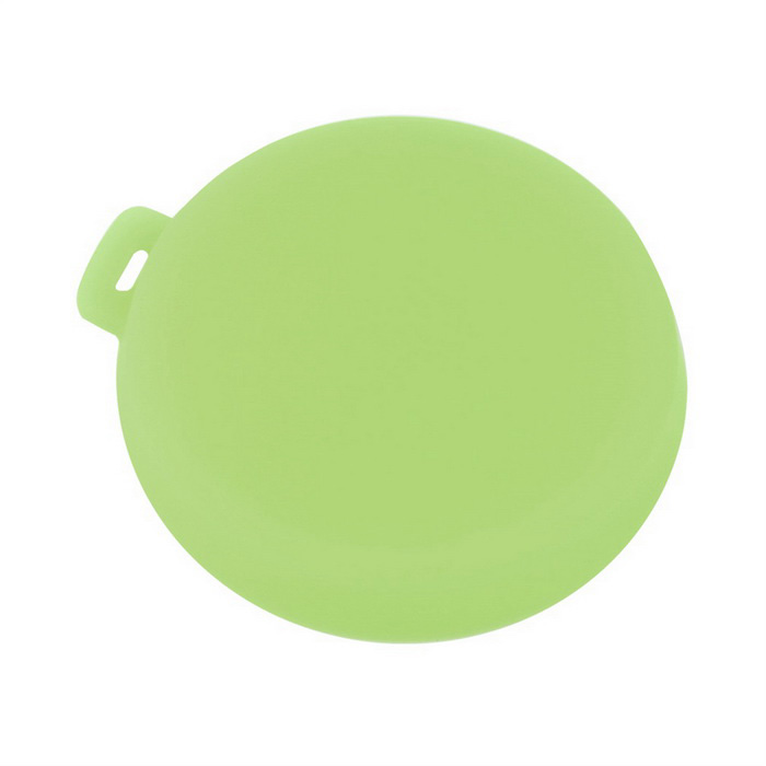 Protective Silicone Lens Cap Cover Case for DJI Osmo Inspire 1 - Light Green