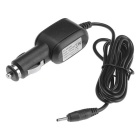 Professional 3.3A Car Charger for Samsung XE700T1C / XE500T1C - Black