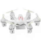 MJXR / C X901 2.4GHz 4-CH-6 Axis Gyro controle remoto R / C Hexacopter w / Lamp / 3D Tumble - branco + vermelho