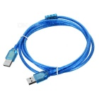 MAIKOU USB 3.1 Adapter Type C OTG + cable de carga USB Set - Azul + Gris