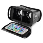 "Virtual Reality VR 3D Glasses w/ BT Mouse for 3.5~6.0"" Phone - Black"